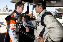 Kyle Marcelli and Tomy Drissi