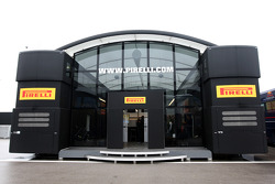 The Motorhome of Pirelli