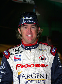 2004 Indianapolis 500 winner Buddy Rice