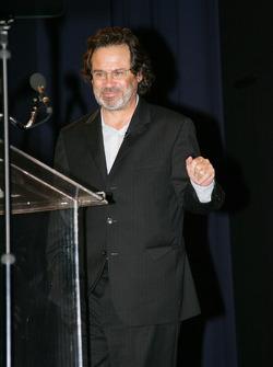 Awards show host Dennis Miller