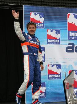 Drivers presentation: Kosuke Matsuura