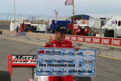 Pole check presentation
