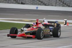 Tomas Enge on pit lane