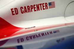 Car of Ed Carpenter