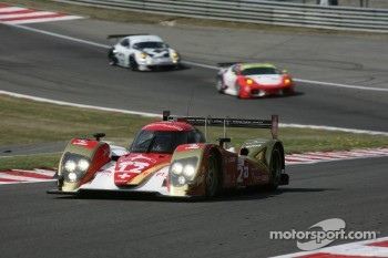 #12 Rebellion Racing Lola B10/60 Coupe Toyota: Nicolas Prost, Neel Jani