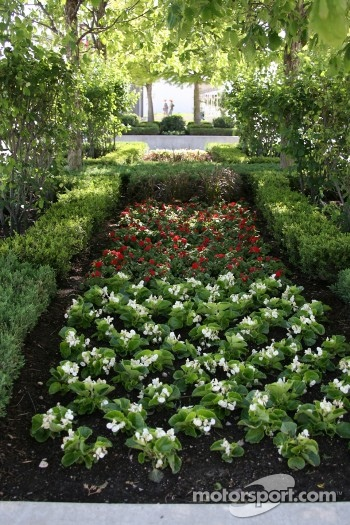 Gardens at Indianapolis Motor Speedway