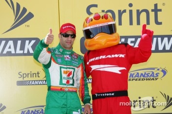 Pole winner Tony Kanaan