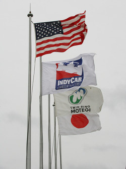 Flags over Twin Ring Motegi