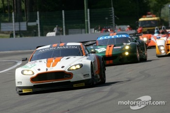 #79 JOTA Aston Martin Vantage: Sam Hancock, Simon Dolan