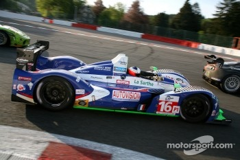 #16 Pescarolo Team Pescarolo - Judd: Emmanuel Collard, Christophe Tinseau, Julien Jousse