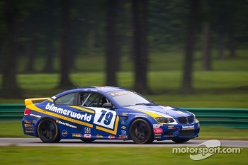 #79 BimmerWorld Racing BMW M3 Coupe: James Clay, Seth Thomas