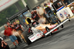 Clay Millican round one qualifying launch