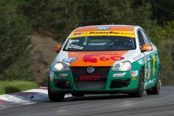 Ron Zitza, Volkswagen GTi
