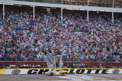 David Ragan, Roush Fenway Racing Ford wins the Showdown
