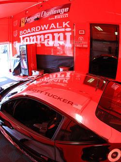 #55 Boardwalk Ferrari/Level 5 Ferrari 458 Challenge: Scott Tucker