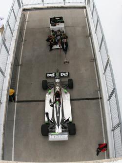 Car of Townsend Bell, Sam Schmidt Motorsports