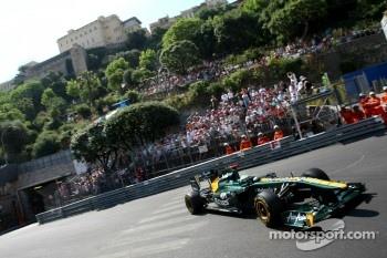 Team Lotus happy with today's verdict