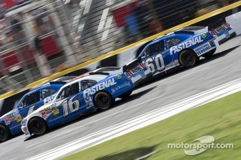 Ricky Stenhouse Jr., Matt Kenseth, Carl Edwards