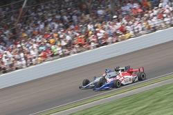 James Hinchcliffe, Newman/Haas Racing and Jay Howard, Sam Schmidt-RLL Racing