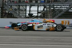 Paul Tracy, Dreyer & Reinbold Racing, John Andretti, Andretti Autosport