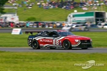 #88 Autohaus Motorsport Camero GT.R: Bill Lester, Jordan Taylor