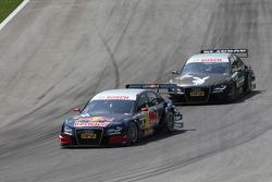 Mattias Ekström, Audi Sport Team Abt Sportsline Audi A4 DTM, Edoardo Mortara, Audi Sport Team Rosberg, Audi A4 DTM