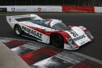 #26 Porsche 962C: Maxime Martin, Jean-Michel Martin