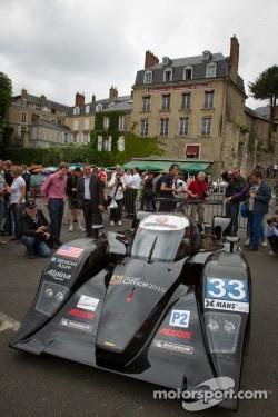 #33 Level 5 Motorsports Lola Coupe-Honda Performance Development