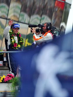 LMP1 podium: second place Sébastien Bourdais