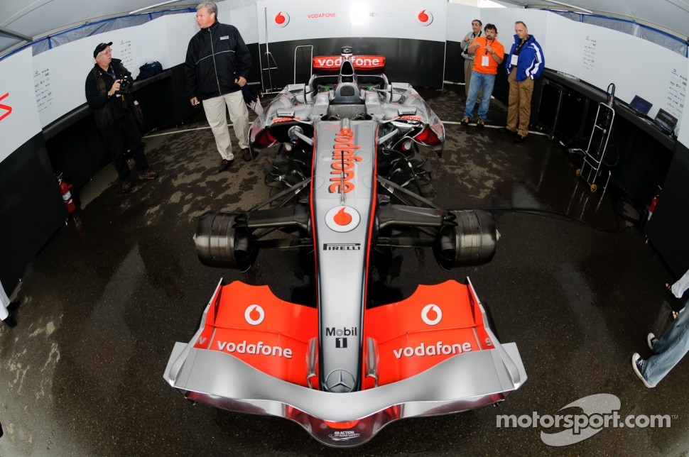 McLaren MP4-23