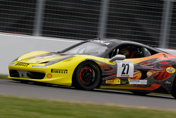 Ferrari of Houston Ferrari 458 Challenge: Mark McKenzie