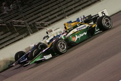 Takuma Sato, KV Racing Technology-Lotus, Mike Conway, Andretti Autosport