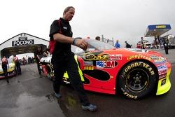 Car of Jeff Gordon, Hendrick Motorsports Chevrolet