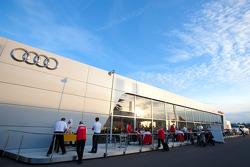 Audi Sport hospitality