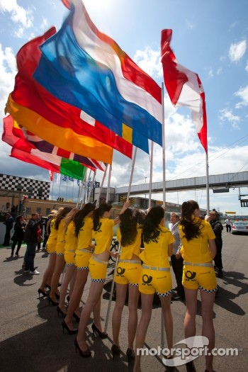 DTM Show race at Munich's Olympic Stadium this weekend