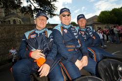 Richard Hein, Jacques Nicolet, Jean-François Yvon