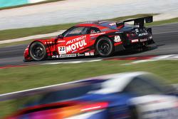 #23 MOTUL AUTECH GT-R: Satoshi Motoyama, Benoit Treluyer