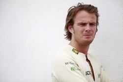 Giedo Van der Garde, Barwa Addax Team