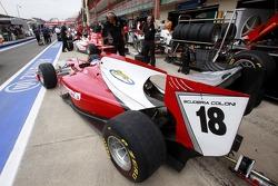 Michael Herck, Scuderia Coloni