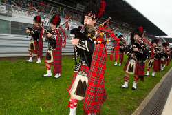 Bag pipers