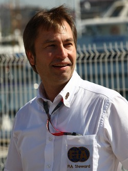 Heinz Harold Frentzen, FIA Steward