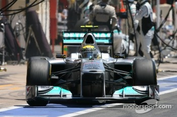 Nico Rosberg will celebrate his 100th GP in Hungary