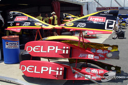 Preparing for the race: Delphi Team