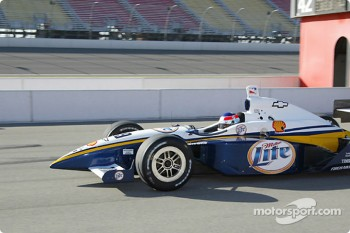 Jimmy Vasser in the #19 Team Rahal car