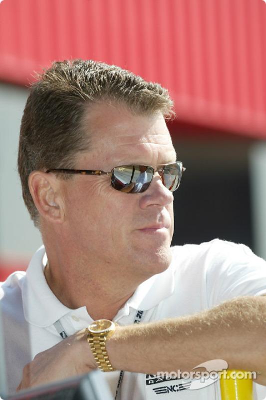 Kelley Racing owner Tom Kelley