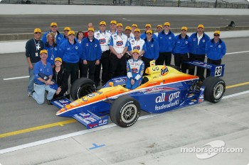 Sarah Fisher and Dreyer & Reinbold team