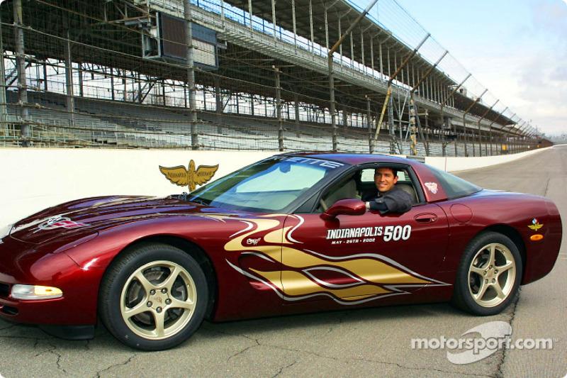 Actor Jim Caviezel will drive the Corvette Pace Car