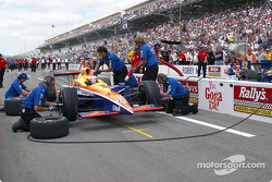 Pitstop competition: Robbie Buhl