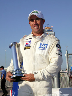 Pole winner Richie Hearn