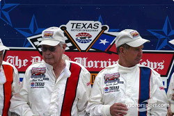 Lloyd Ruby and Parnelli Jones